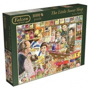 Falcon De Luxe The Little Sweet Shop Jigsaw Puzzle