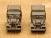 Flames Of War World War Ii Miniatures Game - Cmp 15 Cwt Truck X2