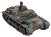 Flames Of War World War Ii Miniatures Game - Panzer 1 B (x2) Tank
