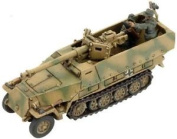 Flames Of War Wargame - German Sd Kfz 251/22d