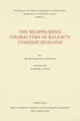 The Reappearing Characters in Balzac's ComA (c)die Humaine