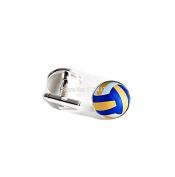 Beach Volleyball Cufflinks Beach Volleyball Cuff Links Jewellery Shirt Cufflink
