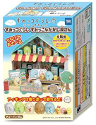 Sumikko Gurashi A corner-living corner's and shop I 10 Pieces Shokugan / gum