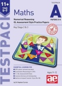11+ Maths Year 5-7 Testpack A Papers 5-8