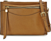GIANNI CHIARINI Women's Clutch brown black