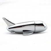 Aneew 16GB Pendrive Metal Aeroplane Plane Aircraft USB Flash Drive Memory Thumb Stick
