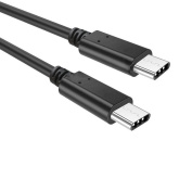 USB Type-C to USB-C 3.1 Male to Male Sync Charging Cable Hi-speed Charge VOSO