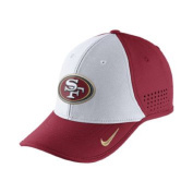Nike True Vapour NFL San Francisco 49ers Adjustable Cap Adult Unisex