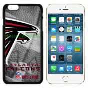 Falcons Atlanta Football New Black Apple iPhone 6S Plus Case By Mr Case