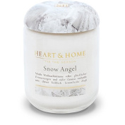 Scented Candle Snow Angel