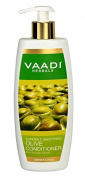 Silky Smooth Conditioner - Olive Oil Conditioner with Avocado Extract - Herbal Conditioner - Sulphate Free - Scalp Therapy - Moisture Therapy - ALL Natural - 350ml - Vaadi Herbals