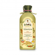 "Shampoo ""Nourishing"" with Egg and Wheat Proteins for All Hair Types 350 Ml"