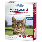 Milbemax Tablets All Wormer For Cats 2p