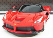Ferrari LaFerrari RC Radio Remote Control Sport Car 1 24 Scale RED colour
