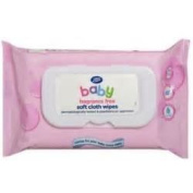Boots baby soft cloth wipes pack of 4