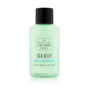 Sea Kelp Bath & Shower Gel Hotel Guest Toiletries Travel Size, 50ml
