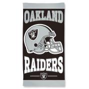 Oakland Raiders NFL Beach Towel