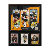 NFL Green Bay Packers Starr/Favre/Rodgers 30cm x 38cm Legacy Collection Plaque