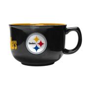 NFL Pittsburgh Steelers Sculpted Bowl Mug, 950ml