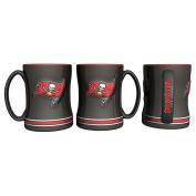 Tampa Bay Buccaneers Coffee Mug - 410ml Black
