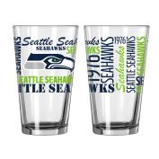Seattle Seahawks Official NFL 470ml Spirit Pint Glass