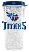 Tennessee Titans Crystal Freezer Travel Tumbler