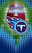 Turner NFL Tennessee TitansMemo Book, 3 Packs
