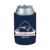 NFL New England Patriots 2014 Super Bowl XLIX Champions Kolder Holder for 350ml Aluminium Can/Bottle, Navy