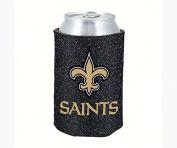 Kolder KO07788254 New Orleans Saints Glitter Can Coolie