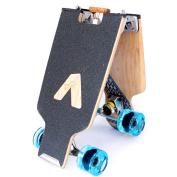 BoardUp Longboard V3 The Foldable Longboard Self-folding Skateboard Sturdy Portable