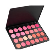 28 Colours Pinky-Pinky Blush Palette by CASCACAVELLE