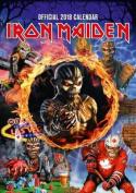 Iron Maiden Official 2018 Calendar - A3 Poster Format