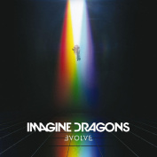 Evolve CD by Imagine Dragons 1Disc