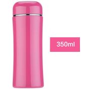 YIHANG @ Stainless Steel Insulated Cup Ladies Portable Vacuum Cute Mini Cup,Red