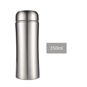 YIHANG @ Stainless Steel Insulated Cup Ladies Portable Vacuum Cute Mini Cup,Silver