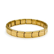 Nomination Classic Stainless Steel Gold-Plated 19 cm Starter bracelet