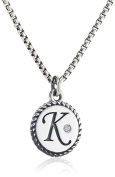 Nomination Ladies 'Necklace 925 Sterling Silver Crystal with White 144120/011