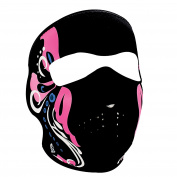 ZANheadgear Unisex-Adult Neoprene Mardi Gras Small Mask