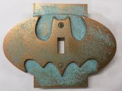 Batman Logo - Light Switch Cover