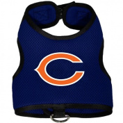 Chicago Bears Pet Dog Premium Mesh Vest Harness LARGE