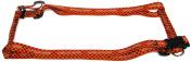 Hunter MFG 1.9cm Cleveland Browns Adjustable Harness, Medium