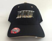 New West Michigan Broncos Black Stretch Flex-Fit Hat
