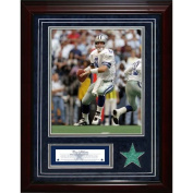 Steiner Sports NFL Dallas Cowboys Troy Aikman Framed 11x14 Turf Star Collage