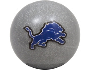 Officially Licenced NFL Detroit Lions Silver Billiard Pool Cue Ball 8