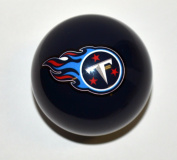 Tennessee Titans Blue Billiard Pool Cue Ball