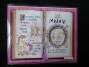 Gift For Maisie Princess Unicorn Mount With Special Verse And Choice Of Photo Frame