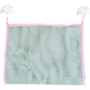 Folding Eco-Friendly Baby Bathroom Mesh Bath Toy Storage Bag Random colour