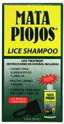 NEW 'MATA PIOJOS' HEAD HAIR GENITAL PUBIC BODY LICE CRABS NITS CURE REMEDY TREATMENT SHAMPOO