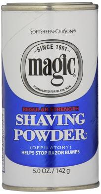 SoftSheen-Carson Magic Regular Strength Shaving Powder, 150ml
