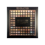 Makeup Revolution Ultimate Eyeshadow Collection Iconic Palette 144 NUDE Shades